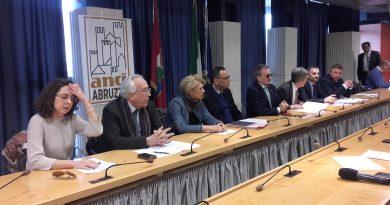 Ass. Di Felice - Conferenza Stampa ANCI Abruzzo