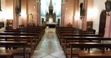 Chiesa Ss Assunta Roseto