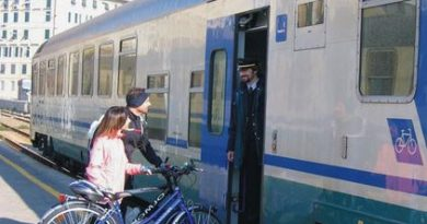 Bici Biciclette sui Treni