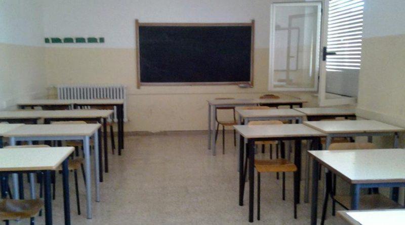Foto Aula Scuola