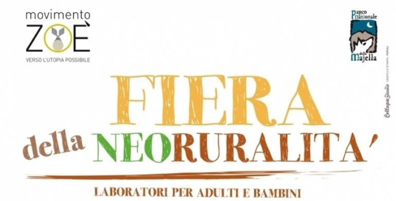 Fiera NeoRuralità Sulmona