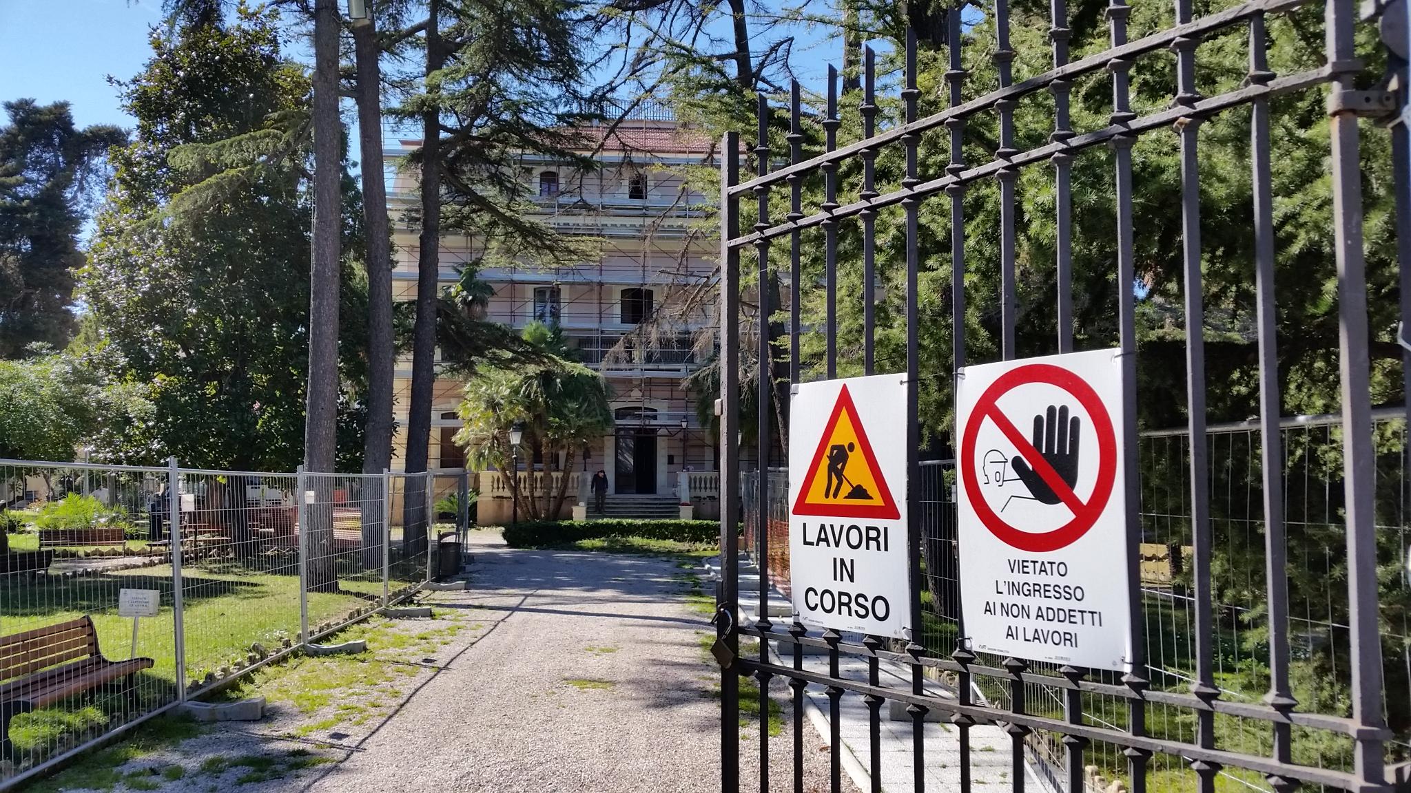 Villa Comunale Roseto