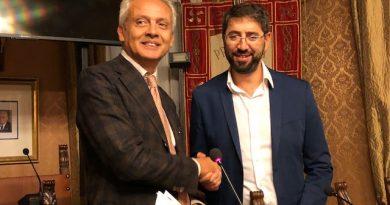Diego Di Bonaventura nuovo Presidente Provincia di Teramo