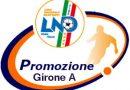 Calcio Promozione Girone A risultati 13 giornata